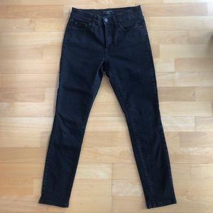 Banana Republic Black Skinny Fit Jeans